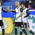 El Valencia pasa a semifinales de la Copa del Rey por penaltis (2-1).