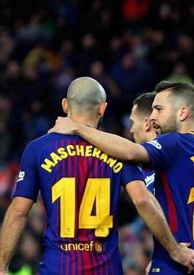 El conjunto catalán sigue primero en La Liga.