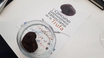 El restaurante Masía La Torre gana el I Concurso Gastronómico Valenciano de la Trufa (11)