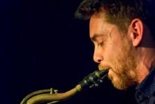El saxofonista Joan Benavent presenta 'Opening 03', su debut discográfico. (Foto-Antonio Porcar).