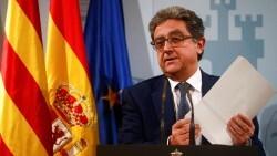 Enric Millo Dleg. Gobier. Cataluña