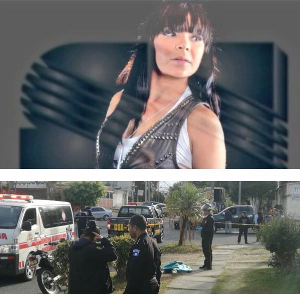 Estupor en Guatemala por el asesinato a sangre fría y por la espalda de una ex reina de belleza Infobae