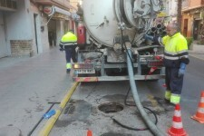 Global Omnium ha revisado este año 2.500 kilómetros de tuberías de alcantarillado en 150 ciudades de toda España.