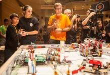 Hidraqua organiza talleres medioambientales para inspirar a los equipos participantes de FIRST LEGO League de la Comunidad.