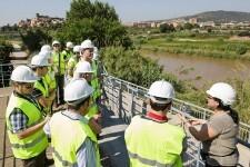Hidraqua y Fundación Aquae convocan 32 becas para realizar estudios en la Escuela del Agua durante 2018.