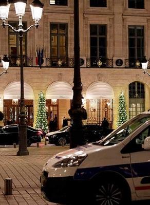 Hotel Ritz en París.