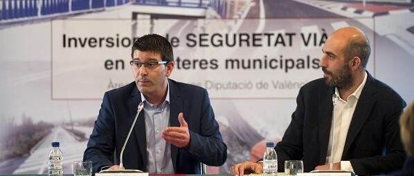 Jorge Rodríguez y Pablo Seguí.