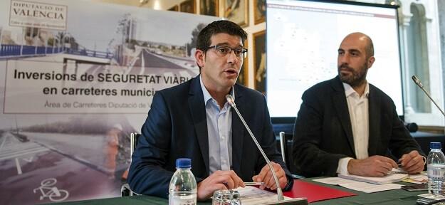 Jorge Rodríguez y Pablo Seguí