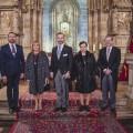 Jose Polit, Carmen Bueso, Fran Tochena, Ana Urango y Camilo Miralles