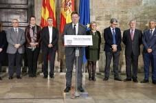 La Comunitat Valenciana se presentará como polo de inversión y 'puerta a la Europa del sur' en el Salón Internacional de la Logística.