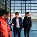 La Diputació ayudará a mejorar 75 instalaciones deportivas con inversiones sostenibles en 2018.