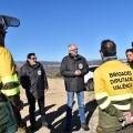 La Diputación agiliza el proceso para que los municipios soliciten los servicios de las brigadas forestales.