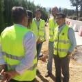 La Diputación invierte 4,5 millones de euros en la mejora de las carreteras de La Costera.