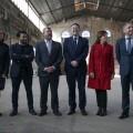 La Generalitat adquiere la Nave de Talleres de Sagunt para albergar actividades culturales.