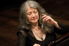 La pianista Marta Argerich vuelve al Palau de la Música tras 27 años de ausencia.