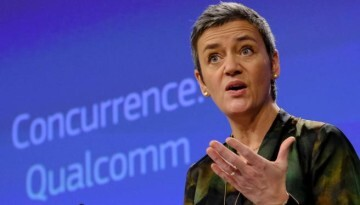 Margrete Vestager Comisaria para la Competencia Europa