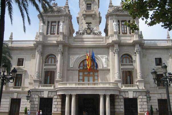 Movilidad Sostenible amplía el espacio peatonal y reordena y limita a 30 Kmh el tráfico en el barrio de Sant Josep. (Ayuntamiento de Valencia).