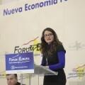 Oltra 'La recuperación de los derechos sociales debe ser el elemento identitario de los valencianos y las valencianas'.