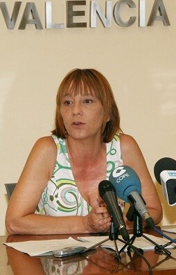 Pilar Soriano.