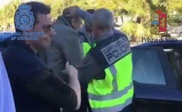 Policia Nacional detiene en Alicante mafioso italiano 2