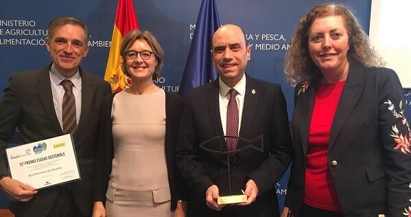 Premio Ciudad Sostenible.