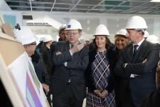Puig anuncia un plan para la ampliación del Hospital de la Vega Baja que permitirá impulsar una sanidad de proximidad.