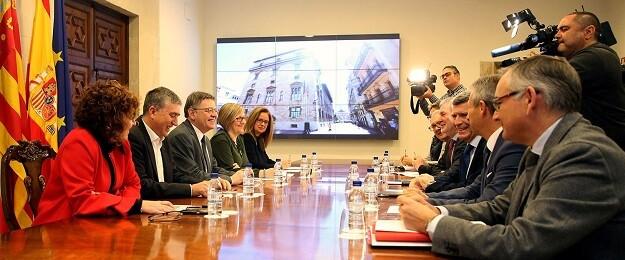 Puig avanza que la valenciana será la comunidad invitada en el certamen SIL 2018.
