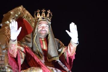 Reyes magos Agrupación Cabalgata de Reyes 2018 #cavalcadaVLC (2)
