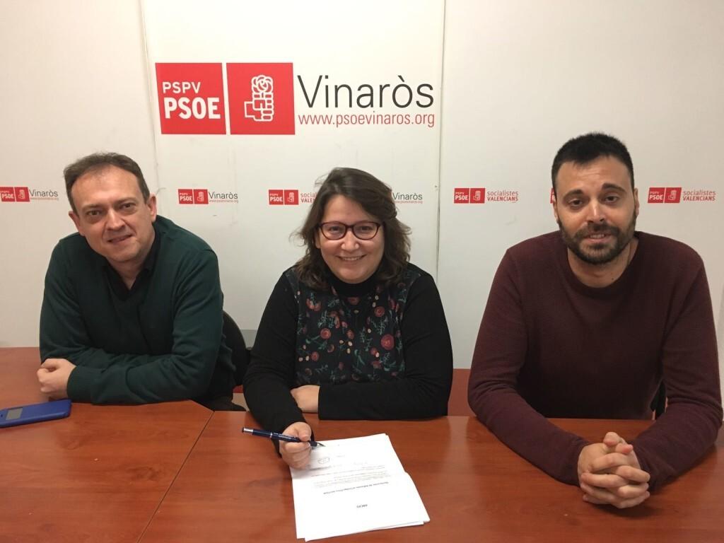 Ruth Sanz, con Román Sánchez y Guillem Alsina