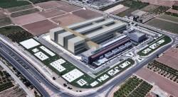 Simulación de cómo serán las nuevas oficinas de Mercadona en 2021 en Albalat dels Sorells Valencia
