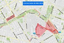 Tráfico informa del dispositivo especial para la Cabalgata de Reyes 2018.