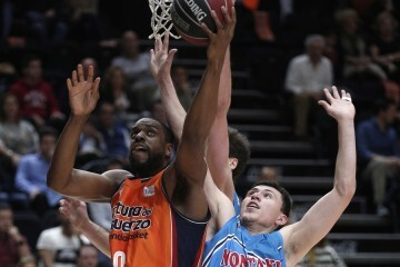 Valencia Basket Miguel Angel Polo.