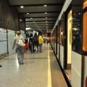 Veinte estaciones de Metrovalencia superaron el millón de viajeros en 2017