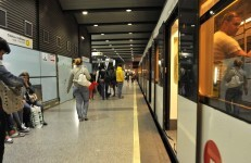 Veinte estaciones de Metrovalencia superaron el millón de viajeros en 2017.