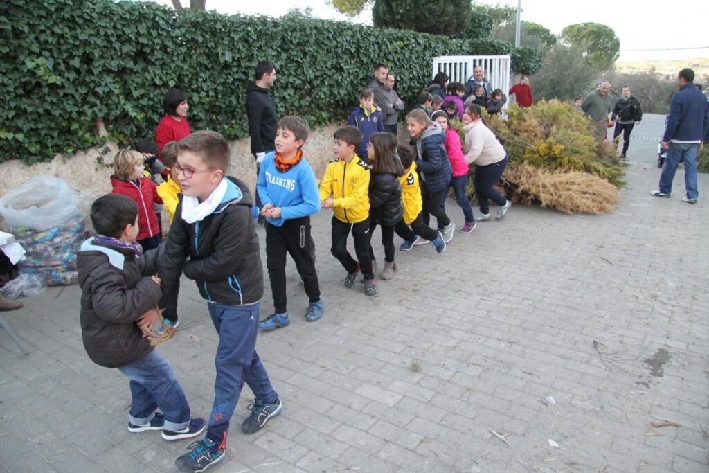 Vilafamés celebra un multitudinari Sant Antoni (1)