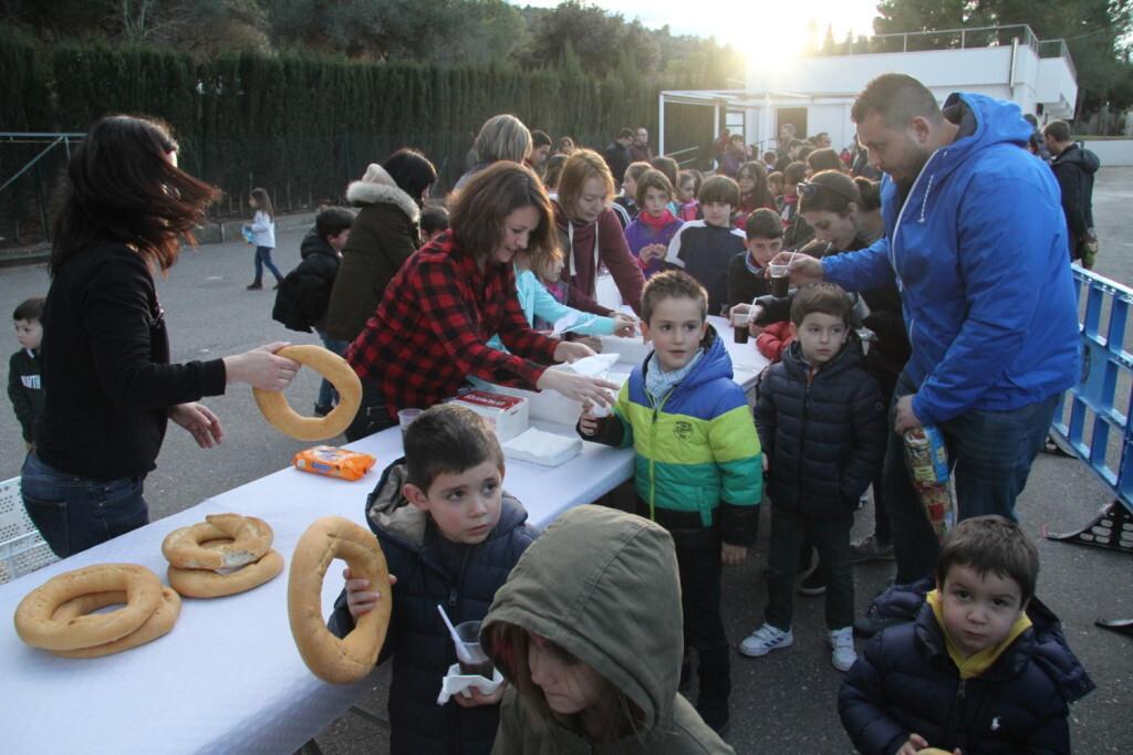 Vilafamés celebra un multitudinari Sant Antoni (2)