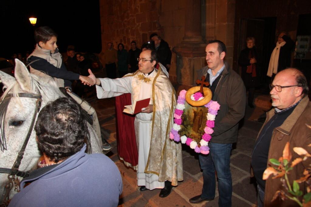 Vilafamés celebra un multitudinari Sant Antoni (4)