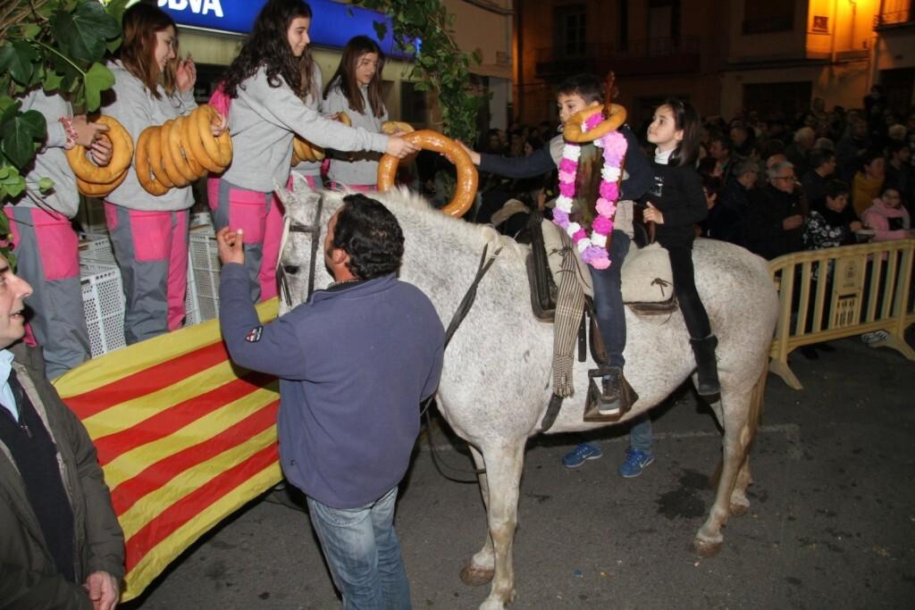 Vilafamés celebra un multitudinari Sant Antoni (6)