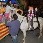 Vilafamés celebra un multitudinario Sant Antoni