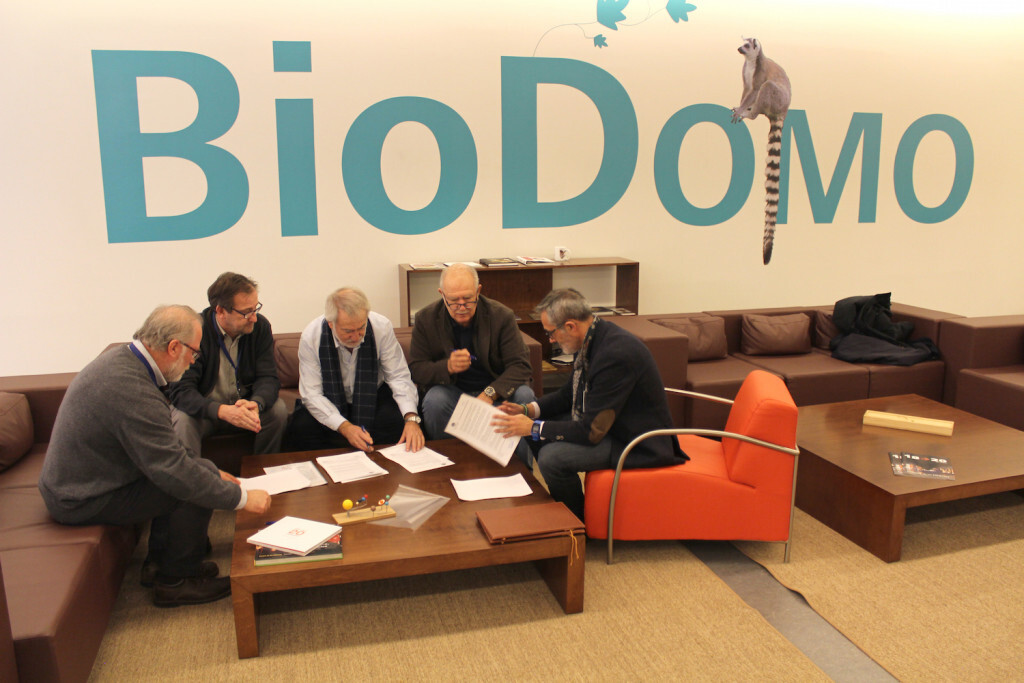 biodomo firma rainforest