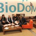 biodomo firma rainforest