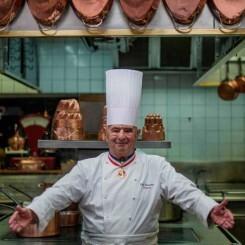 Muere Paul Bocuse, impulsor de la 'nouvelle cuisine' y el cocinero más célebre de Francia