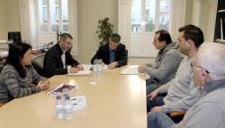 reunion taxi dr gral fondos europeos
