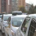taxis manifestacion contra regulacion