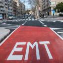 Abierto el nuevo carril EMTa navarro reverter