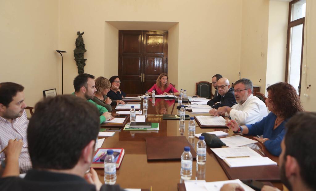 """03-02-2018 Marco diu que el tercer pressupost del Pacte del Grau serà """"el motor del vertader canvi social a Castelló"""""""