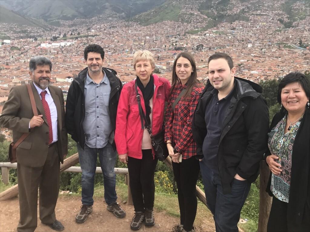 15-02-2018 casa de acogida Songo Wasi de Cuzco.