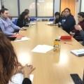 31-01-2018 Les entitats socials de Castelló estrenyen llaços per a aconseguir projectes socials de major impacte en la ciutat