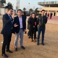 Almussafes recibirá este año 500.000 euros en ayudas de la Diputació para renovar espacios urbanos y deportivos.