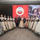 Amstel reconoce a todas las Fallas valencianas con un emocionante y atronador espectáculo pirotécnico